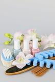 Accessoires et outils de Pedicure Images stock