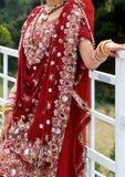 Accessoires indiens de mariage photographie stock