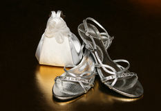 Accessoires nuptiales Images stock