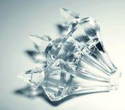 accessoires, petits cristaux transparents Photo libre de droits