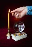 Accessoires pour la magie. Photographie stock libre de droits