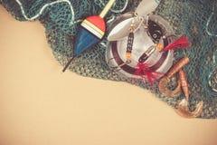 Accessoires pour la pêche Appâts Photos libres de droits