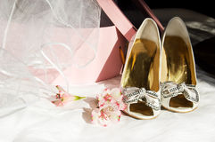 accessoires wedding Photo stock