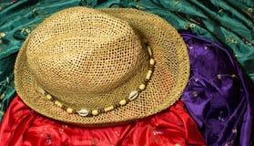 Accessori alla moda della spiaggia di estate Umore di vacanza Fotografia Stock