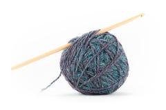 Accessori del Crochet II fotografie stock
