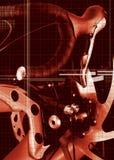 Accessori della bici Fotografia Stock