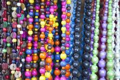 Accessori della collana Immagini Stock Libere da Diritti