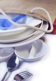 Accessori della cucina Immagini Stock