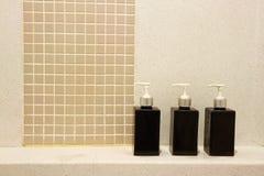 Accessori della stanza da bagno Immagini Stock Libere da Diritti