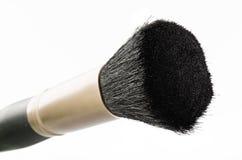 Accessori di bellezza della spazzola impostati Fotografia Stock