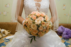 Accessori di nozze Immagini Stock Libere da Diritti
