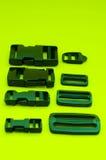 Accessori di plastica Fotografia Stock Libera da Diritti