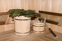 Accessori per un bagno. Fotografia Stock Libera da Diritti