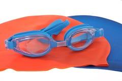 Accessorie de la natación Foto de archivo