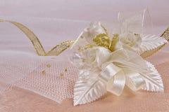 Accessorie de las bodas un ojal Imagenes de archivo