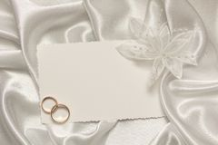 Accessorie de las bodas un ojal Fotografía de archivo