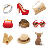 Accessories Royalty Free Stock Images