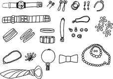 Accessories Royalty Free Stock Image