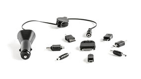 Accessories Charger Mobile Phone Royalty Free Stock Photos