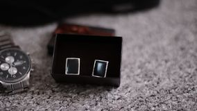 Accessories for formal wedding day for male