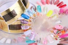 Accessories manicure Stock Photo