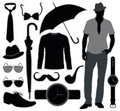 Accessories for men. Stock Photography