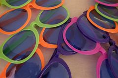 Accessories for party animation. Colorful Royalty Free Stock Photography