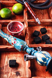 Accessories for Shisha Stock Photography