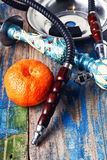 Accessories for Shisha Royalty Free Stock Photos