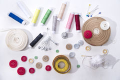 Accessories Tailor Stock Photo