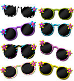 Accessorized with Sunglasses Royalty Free Stock Photo