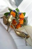 accessory bröllop Royaltyfria Bilder