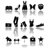 Accessory & clothes Royalty Free Stock Photos