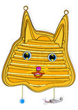 Accessory for companion cats Stock Images