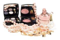 accessory cosmetic Arkivbilder
