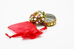 Accessory and fashion for lady Royalty Free Stock Photo