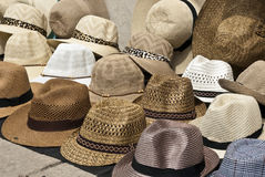 Accessory - Hats Royalty Free Stock Photo