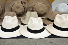 Accessory - Hats. In South America Stock Photo