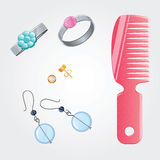Accessory Kit Royalty Free Stock Photo