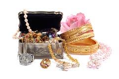accessory kvinna royaltyfri bild