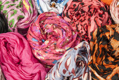 Accessory - Scarfs Royalty Free Stock Images