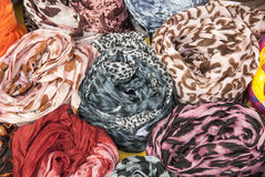 Accessory - Scarfs Royalty Free Stock Image