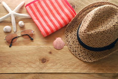 Accessory for summer Royalty Free Stock Images