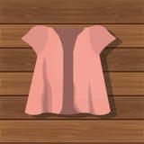 Accessory womenswear design Stock Image