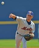 Acción 2012 del béisbol de la liga menor Imagen de archivo libre de regalías