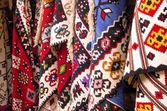 Acción bosnio de las alfombras Imagen de archivo libre de regalías