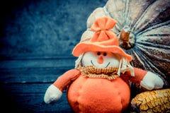 Acción de gracias feliz Foto de archivo libre de regalías