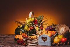 Acción de gracias feliz Imágenes de archivo libres de regalías