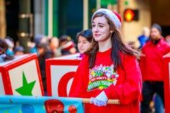 Acción de gracias Macy Parade 2015 Fotografía de archivo libre de regalías