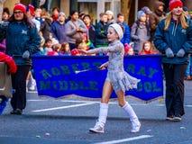 Acción de gracias Macy Parade 2015 Fotos de archivo